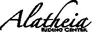 Alatheia Riding Center - logo